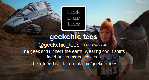 GeekChicTees