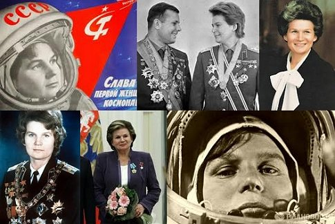 Valentina Tereshkova 50th Anniversary